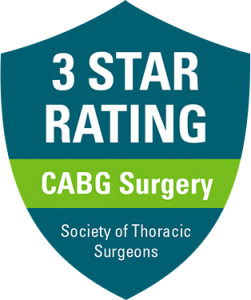 3 Star Rating CABG Survey - Society of Thoracic Surgeons