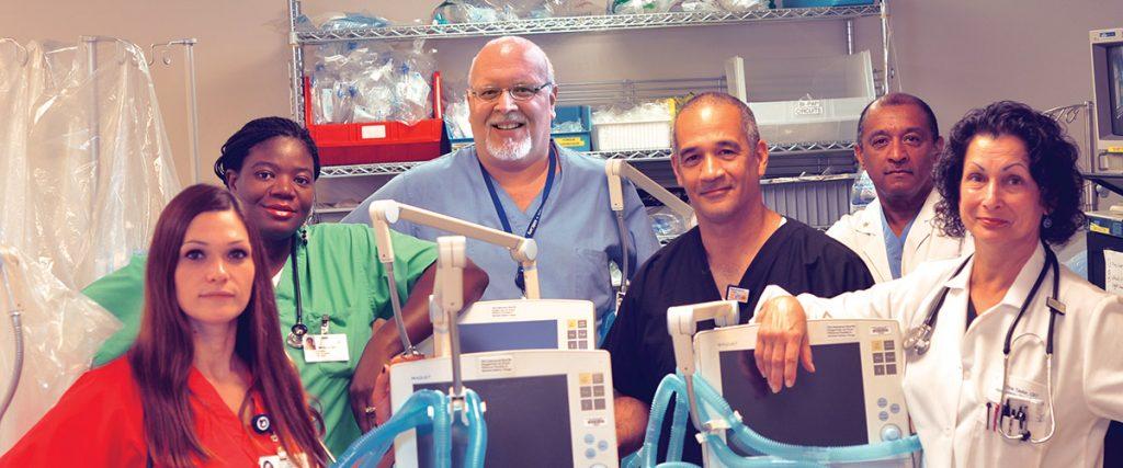 Bronchial Thermoplasty Team Members