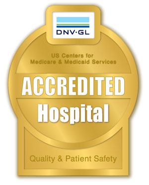 DNV GL Accredited Hospital